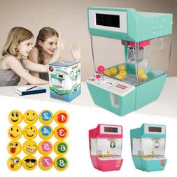 Electronic Doll Catcher Claw Machine Coin Operated Arcade Ga