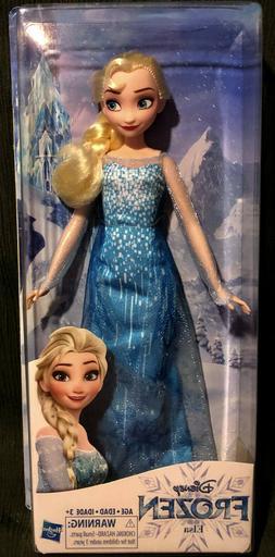 Elsa Doll Disney Frozen New in Box GORGEOUS