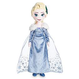 Disney Elsa Plush Doll - Olaf's Frozen Adventure - 19 Inch