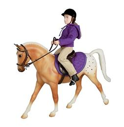 Breyer English Horse and Rider - Horse and Doll Set