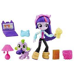 My Little Pony Equestria Girls Minis Twilight Sparkle Slumbe