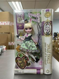 EVER AFTER HIGH BUNNY BLANC DOLL DAUGHTER OF WONDERLAND RABB