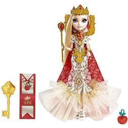 Ever After High Royally Ever After Apple White Doll - FREE S