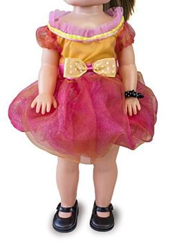 """Madame Alexander Explosion in Pink Outfit, Fits 18"""" doll, Fa"""