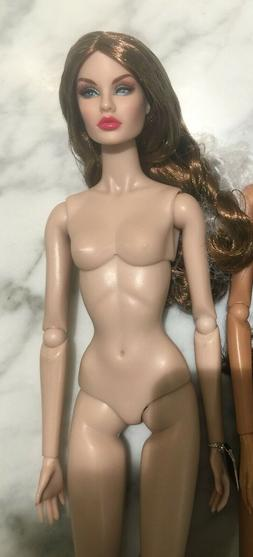 EYE CANDY RAYNA - NUDE DOLL ONLY - W CLUB EXCLUSIVE NU FACE