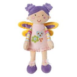 "Adora FabFairy 12"" Plush Doll, Pink"