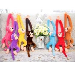 Fad Long Arm Hanging Monkey Plush Baby Toys Stuffed Animals