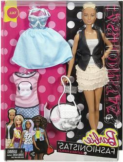 fashionista tall blonde doll