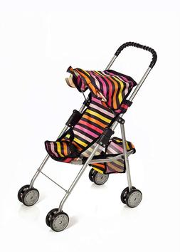 Litti Pritti My First Doll Stroller with Basket and Heart De