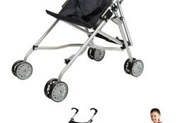first umbrella stroller denim