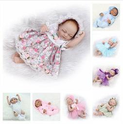 Fit for 10-11 inch Reborn Baby Dolls Outfit Clothes Cute Boy