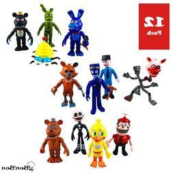 """Five Nights at Freddy's Action Figures Toys Dolls, 4"""" FNAF U"""