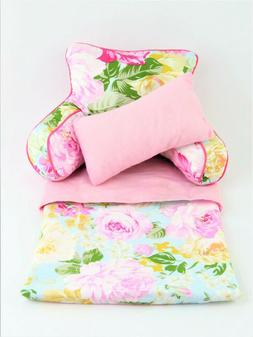 Floral Lounge Set for 18'' Dolls  American Fashion World New
