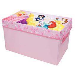 Forever Princess Collapsible Kids Toy Storage Chest by Disn
