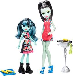 Monster High Frankie Stein & Alivia Stein Dolls Doll