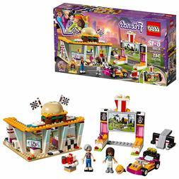Lego Friends 41349 Drifting Diner Drive In Movie Theater w/