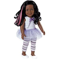 "Adora Friends American Kayla 18"" Fashion Hair Play Doll"