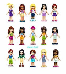 Lego Friends Random Minifigures Dolls Girls Boys with Access