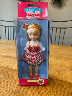 Madame Alexander Travel Friends Russia Doll