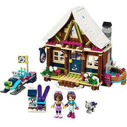 LEGO Friends Snow Resort Chalet 41323 Building Kit