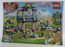 LEGO Friends Stephanie's Sports Arena 41338 Building Set