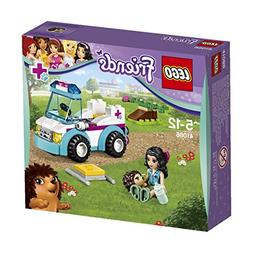 LEGO Friends 41086 Ambulance of The Animal Block from Japan