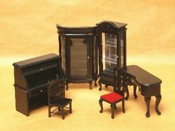 Furniture for Dolls LIBRARY Dollhouse Miniature Scale 1:12 M