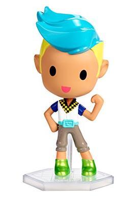 Barbie Video Game Hero Ken Doll - Yellow & Blue Hair