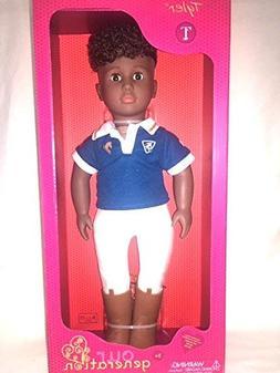 "Our Generation Boy Doll Tyler 18 ""  Ethnic"