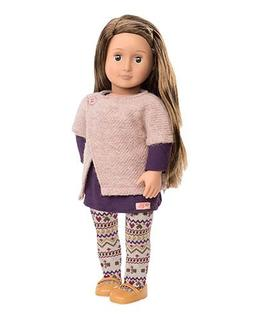 "Our Generation KARMYN 7"" Mini Doll with Brown Eyes  New"