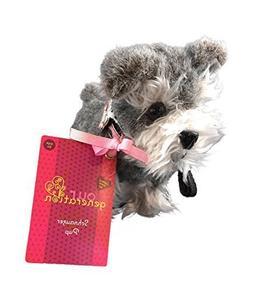 Our Generation Shnauzer Dog For 18 Dolls