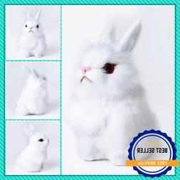 Gift Cute Rabbit Plush Doll With Sound For 3 4 5 6 Year Old
