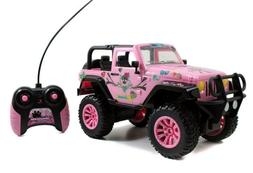 Girl Car Toy RC Vehicle GIRLMAZING Remote Control Jeep Play