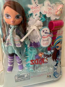 Girlz Girl Bratz Kidz Kid Winter Vacation Phoebe Doll 7 inch