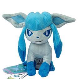 Generic Glaceon Pokemon Pokedoll Ice-type Character Glacia P