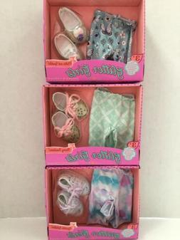"""Battat Glitter Girls Doll Clothes Lot Of 3 ~ 14"""" Doll Clot"""
