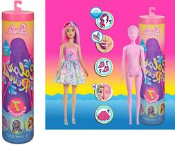 Mattel GMT49 Barbie Color Reveal Doll with 7 Surprises 2019