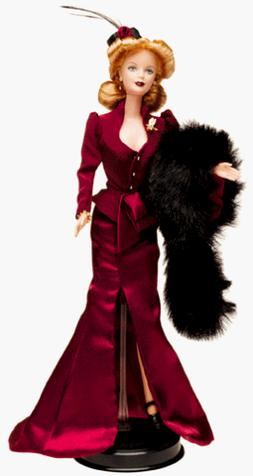 Barbie Great Fashions of the 20th Century Fabulous Forties F