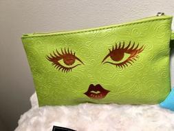 Green Fashion Wristlet Purse Pouch Gifts Ideas Under 10 Doll