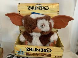 """NECA - GREMLINS ELECTRONIC DANCING PLUSH DOLL GIZMO 8"""" TALL"""