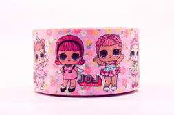 grosgrain spring lol dolls 3 inch printed