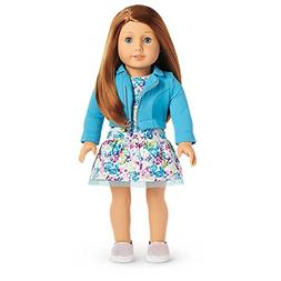 American Girl - 2017 Truly Me Doll: Blue Eyes, Red Hair, Lig