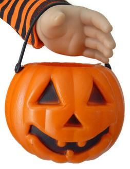 "Halloween Pumpkin Candy Holder for 18"" American Girl Doll SI"