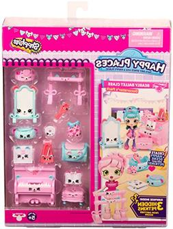 Shopkins Happy Places Season 3 Decorator Pack - Bearly Balle