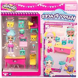 Shopkins Happy Places Season 3 Welcome Pack - Clever Kitty C
