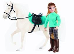 heather english rider doll