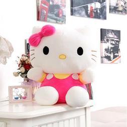 Hello Kitty Plush Stuffed Dolls for Children Baby Toy Hello
