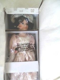 "Heritage Signature Collection PORCELAIN  Katrina 16"" Doll"