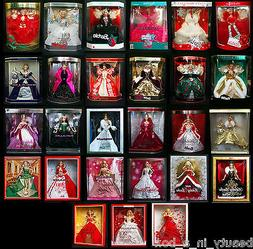 Holiday Barbie Doll 1988 - 2015 Lot 28 Celebration 1989 2009