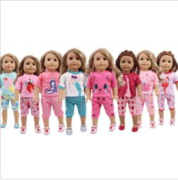 "Hot Handmade Accessories Fits 18"" Inch American Girl Doll Cl"